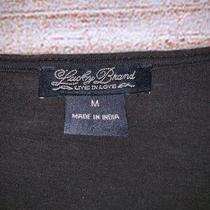Lucky Brand Tops - Lucky Brand Tassel Top